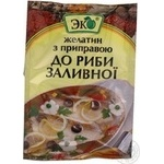 Eco Seasoning for fish with gelatin 20g
