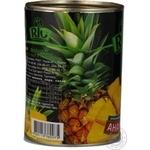 Ананаси Ріо шматочками в сиропі 580мл Таїланд - купити, ціни на Novus - фото 4