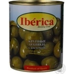 Iberica Diant Olives with Bones 875ml