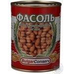 kidney bean Boulard white canned 360g can Russia