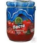 Паста Дари Ланів томатная СКО 520г