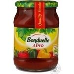 Vegetables Bonduelle vegetable canned 550g glass jar Hungary