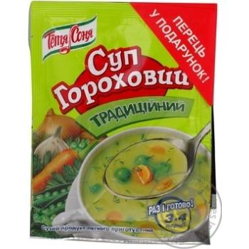 Tjotja Sonja Traditional Pea Soup 70g