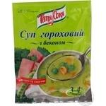 Tetja Sonja Pea Soup with Bacon 70g