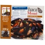 Shell Mussels in white wine sauce Nordic Seafood 450g Denmark