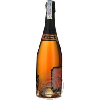 Шампанське Drappier Rose Brut 12% 0,75л - купити, ціни на CітіМаркет - фото 4