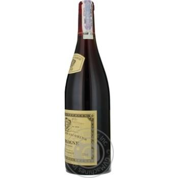 Вино Louis Jadot Bourgogne Rouge красное сухое 12.5% 0.75л - купить, цены на СитиМаркет - фото 2