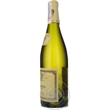 Вино Louis Jadot Chablis белое сухое 12.5% 0.75л - купить, цены на СитиМаркет - фото 2