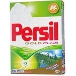 Стиральный порошок Persil Голд плюс автомат природная свежесть 450г