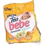 Порошок пральний Teo Bebe Ромашка 1,5кг