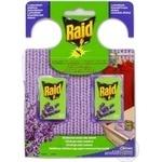 Гель антимоль Raid с лавандой от насекомых 2шт 6г