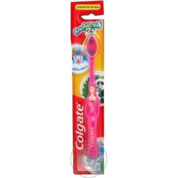 Зубная щетка Colgate Доктор заяц для детей от 2-х лет мягкая в ассортименте - купить, цены на Таврия В - фото 2