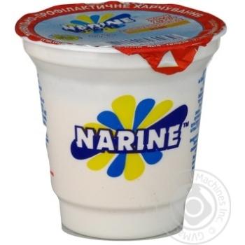 Напій кисломолочний Наріне Ківі стакан 125г