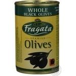 olive Fragata black with bone 300ml can Spain
