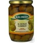 Оливки Kalimera гигантские с косточкой 720мл