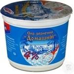 Сир Віта Домашній зернистий 4% 400г Україна