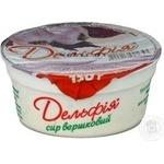 Сир вершковий Італійський Дельфія 30% 150г