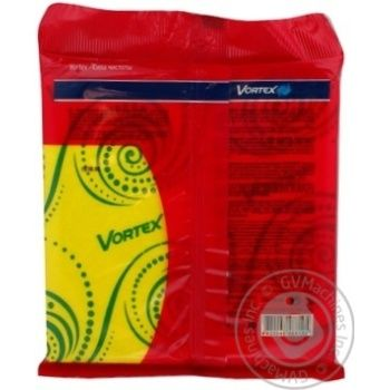 Серветки Vortex універсальні для прибирання 3шт - купить, цены на Novus - фото 2