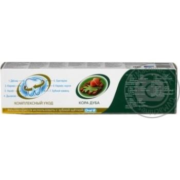 Зубная паста Blend-a-med Комплекс 7 Кора Дуба 100мл - купить, цены на МегаМаркет - фото 5