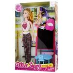 Zed School Dolls Play Set