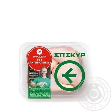 Четверть Epikur цыпленка-бройлера охлажденная