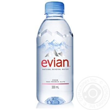 Still natural mineral water Evian 0,33l - buy, prices for MegaMarket - image 1