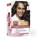 L'Oreal Paris Excellence cream hair dye  200