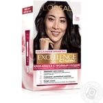L'Oreal Excellence hair color tone 100 black