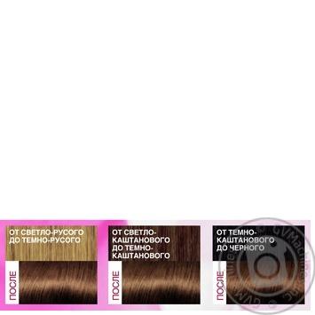 Крем-краска для волос L'Oreal Excellence Creme 6.13 темно-русый бежевый - купить, цены на Novus - фото 2