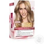 Крем-краска для волос L'Oreal Paris Excellence для светло-русых волос 8.1