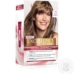 L'Oreal Paris Excellence cream hair dye for light hair 7.1