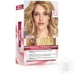 Краска для волос Loreal Excellence 8.13 светло-русый бежевый