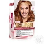 Краска для волос Loreal Excellence 7.43 Русый медно-золотой