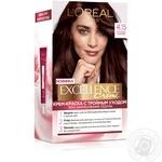 Крем-краска для волос L'Oreal Paris Excellence морозный шоколад  №4.15