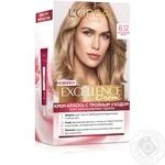 L'Oreal Paris Excellence cream hair dye 8.12