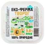 Eco-Farm Divo Curd with Dried Apricots 9% 300g