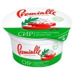 Сир кисломолочний Premialle зернистий 7% 150г