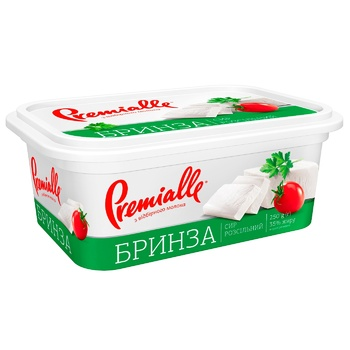 Сыр Premialle Брынза рассольный 35% 250г