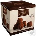 Конфеты Chocolate Inspiration Французские трюфели из черного шоколада 200г