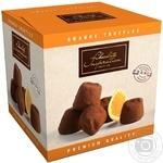 Конфеты Chocolate Inspiration Французские трюфели шоколадные с апельсиновой цедрой 200г