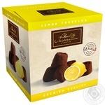 Chocolate Inspiration with lemon chips chocolate truffles 200g