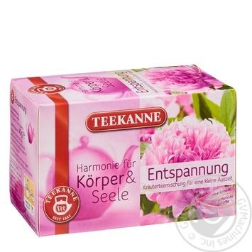Чай травяной Teekanne Релакс 20шт 40г