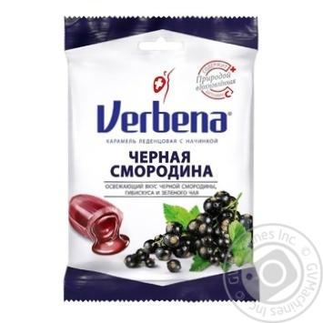 Verbena blackberry with herbs and vitamin C lollipop 60g