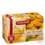 Чай Teekanne Источник энергии 20шт 2г