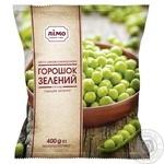 Горошок зелений Лімо заморожений 400г - купити, ціни на Фуршет - фото 1