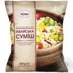 Суміш овочева Лімо Гавайська заморожена 400г - купити, ціни на Фуршет - фото 1