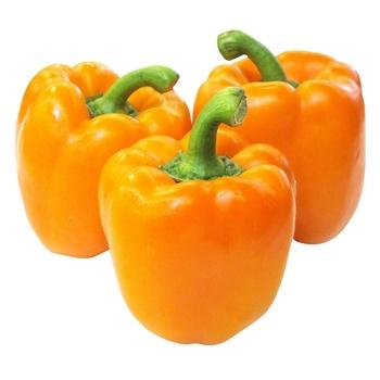 Перец оранжевый, кг