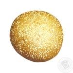 Bun for hamburger 70g - buy, prices for Furshet - image 1