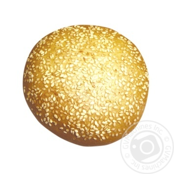 Bun for hamburger 70g - buy, prices for Furshet - image 1