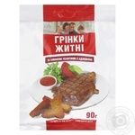 Furshet Toast Rye with Veal and Adjika Flavor 90g